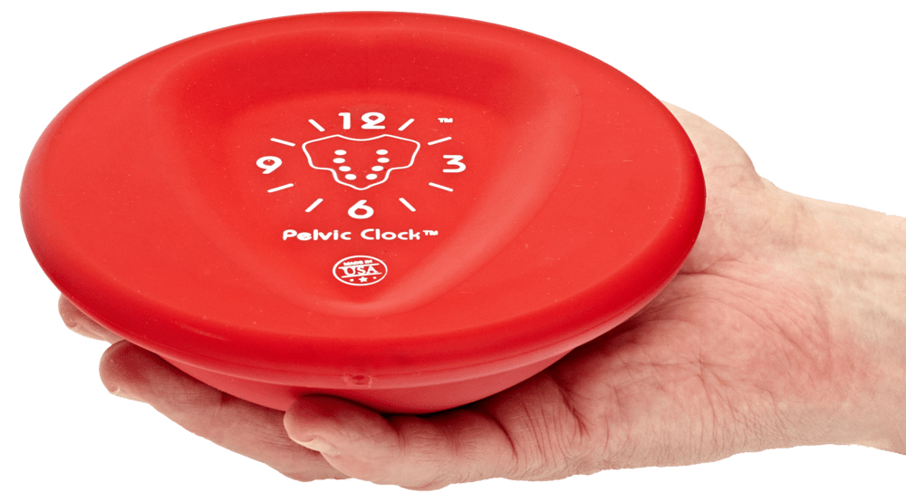 Pelvic Clock For Back Pain