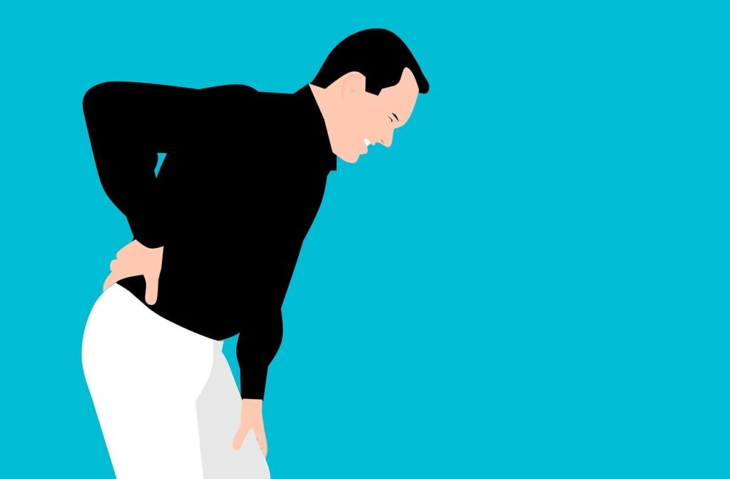 Lower Back Buttock Pain While Sitting