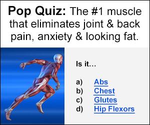 hip flexor for low back pain