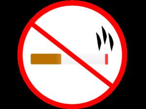 stop smoking reduce back pain